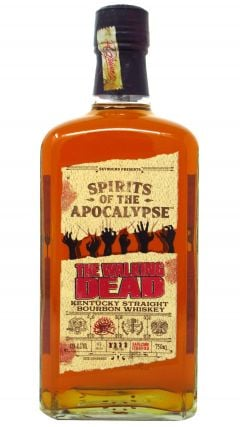 Walking Dead - Limited Release Kentucky Straight Bourbon Whiskey