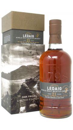 Ledaig - Manzanilla Cask Finish - 1997 21 year old Whisky
