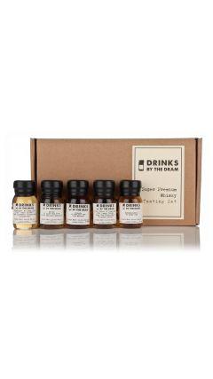 Drinks By The Dram - Super Premium Whisky Tasting Set Whisky