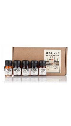 Drinks By The Dram - Premium Antique Cognac Tasting Set Brandy