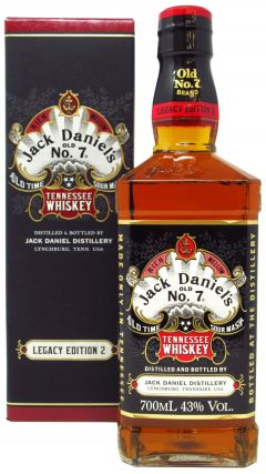 Jack Daniels - Old No. 7 Legacy Edition 2 Whiskey