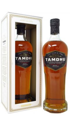 Tamdhu - Cask Strength Batch 4 Whisky