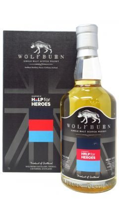 Wolfburn - In Support of Help for HEROES Single Malt Whisky