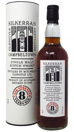 Kilkerran - Cask Strength 4th Edition 8 year old Whisky