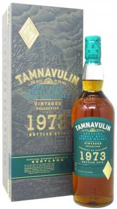 Tamnavulin - Vintages Collection - 1973 45 year old Whisky
