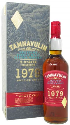 Tamnavulin - Vintages Collection - 1979 39 year old Whisky