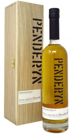 Penderyn - Bourbon Matured Single Cask #2/2006 - 2006 12 year old Whisky