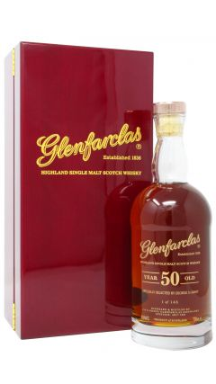 Glenfarclas - Single Highland Malt 50 year old Whisky