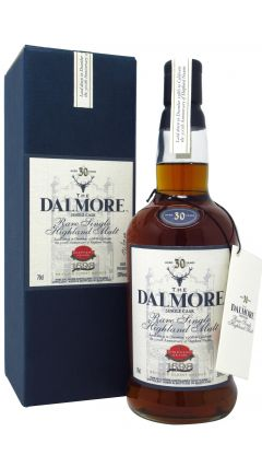 Dalmore - Shepherd Neame 300th Anniversary Single Cask - 1966 30 year old Whisky