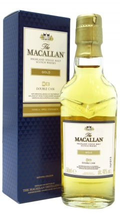 Macallan - Double Cask Gold Miniature Whisky