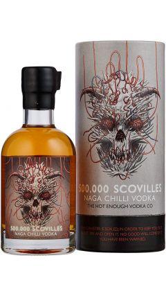 Naga Chilli Vodka - 500,000 Scovilles Vodka