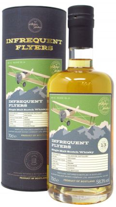 Auchroisk - Infrequent Flyers Single Cask #804082 13 year old Whisky
