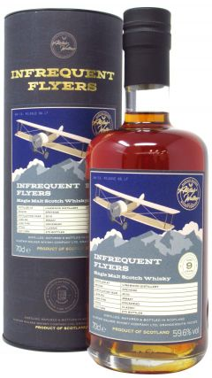 Linkwood - Infrequent Flyers Single Cask #306427 - 2010 9 year old Whisky