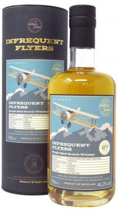 Infrequent Flyers - Speyside Single Cask #4406044 - 1992 27 year old Whisky