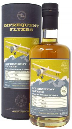 Highland Park - Infrequent Flyers Single Cask #A324#4 - 1999 20 year old Whisky