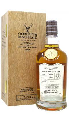 Miltonduff - Connoisseurs Choice Single Cask - 1988 30 year old Whisky