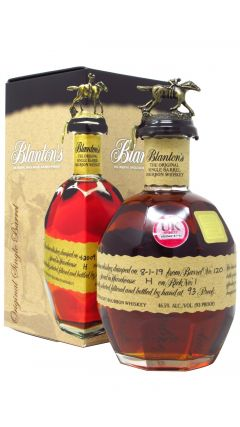 Buffalo Trace - Blanton's UK Exclusive Single Cask #120 Whiskey