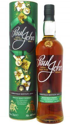 Paul John - Single Malt Christmas Edition 2019 Whisky