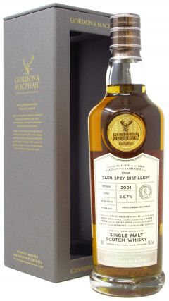 Glen Spey - Connoisseurs Choice - 2001 17 year old Whisky