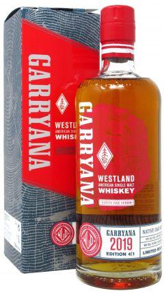 Westland - Garryana 2019 Edition 4/1  Whiskey