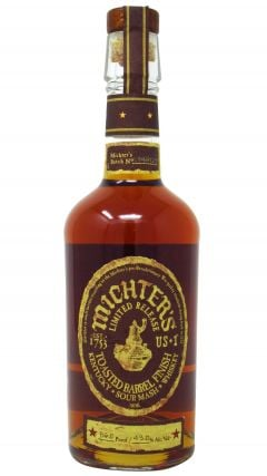 Michter's - Limited Release Toasted Barrel Finish Whiskey