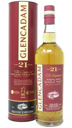 Glencadam - Highland Single Malt 21 year old Whisky