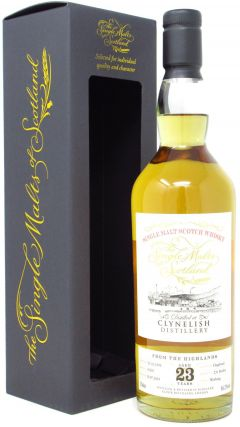 Clynelish - The Single Malts Of Scotland Single Cask #10201 - 1995 23 year old Whisky