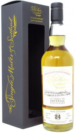 Imperial (silent) - The Single Malts Of Scotland Single Cask #5869 - 1994 24 year old Whisky