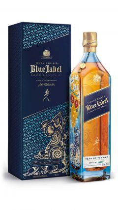 Johnnie Walker - Blue Label 2020 Chinese New Year - Year Of The Rat Whisky