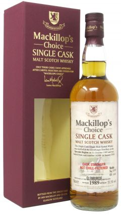 Glenburgie - Mackillop's Choice Single Cask #16309 - 1989 26 year old Whisky