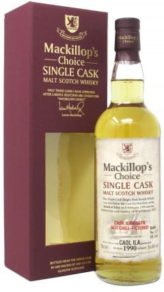 Caol Ila - Mackillop's Choice Single Cask #1478 - 1990 25 year old Whisky