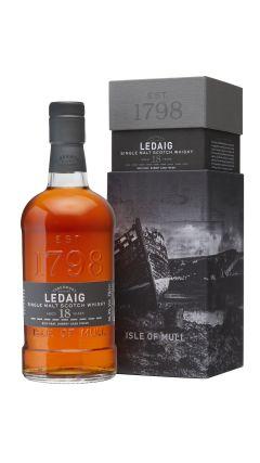 Ledaig - Sherry Wood Finish Batch #4 18 year old Whisky