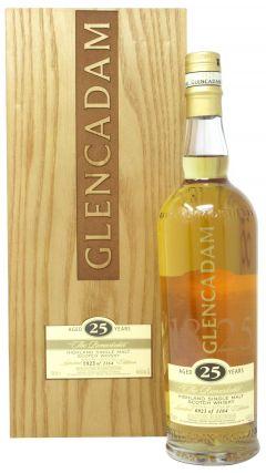 Glencadam - Highland Single Malt 25 year old Whisky
