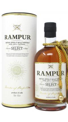 Rampur - Vintage Select Casks Indian Single Malt Whisky