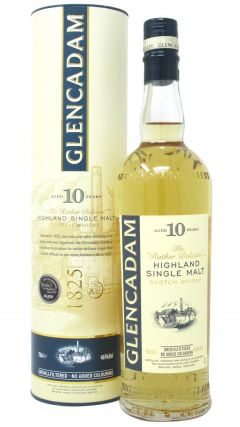 Glencadam - Highland Single Malt 10 year old Whisky