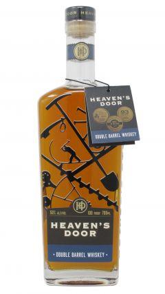 Heaven's Door - Double Barrel 100 Proof Whiskey