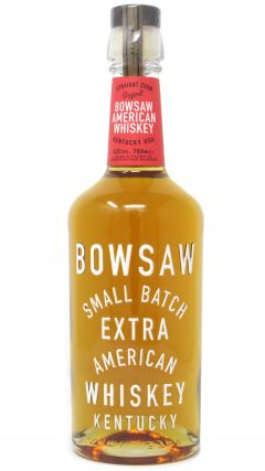 Bowsaw - Small Batch Extra American Corn Kentucky 4 year old Whiskey