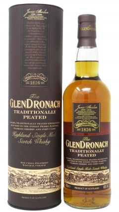 GlenDronach - Traditionally Peated Single Malt Whisky