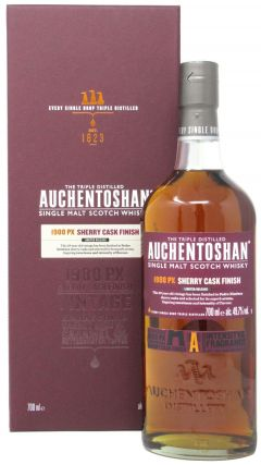 Auchentoshan - Sherry PX Cask - 1988 29 year old Whisky