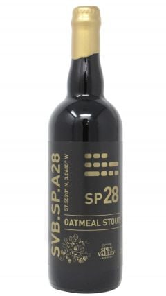 Spey Valley - Oatmeal Stout - Speyside Cask Finish Beer / Lager