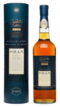 Oban - Distillers Edition Single Malt - 2005 Whisky