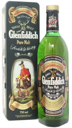 Glenfiddich - Clans of the Highlands- Clan Kennedy 12 year old Whisky