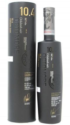Bruichladdich - Octomore 10.4 Virgin Oak - 2016 3 year old Whisky