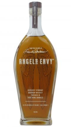 Louisville Distilling Co. - Angel's Envy Straight Port Cask Finish Bourbon Whiskey