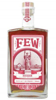 Few - Single Barrel Bourbon 101 Proof Whiskey