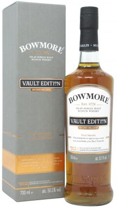 Bowmore - Vault Edition Second Release - Peat Smoke Whisky
