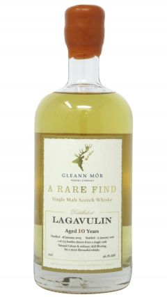Lagavulin - Gleann Mor A Rare Find Single Cask - 2005 10 year old Whisky