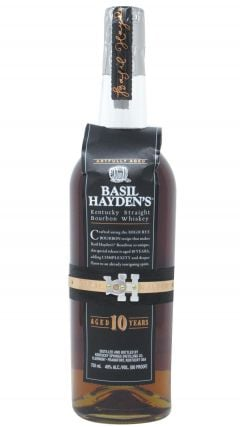 Basil Hayden's - Kentucky Straight Bourbon 10 year old Whiskey