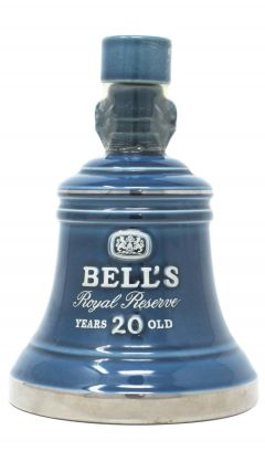 Bells - Decanter Royal Reserve 20 year old Whisky
