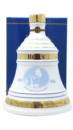 Bells - Decanter Chrisrmas 2001 8 year old Whisky